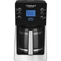Cuisinart DCC-2850 Perfect Brew 12-Cup Coffee Maker, Black