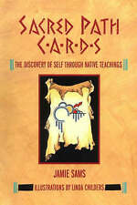 Sacred Path Cards: The Discovery of Self Through Native Teachings, Good Conditio