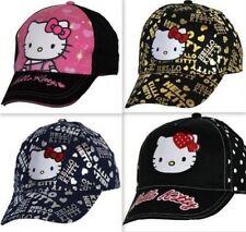 Cappelli baseball per bambine dai 2 ai 16 anni