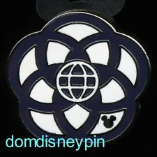 Disney Pin WDW 2018 Hidden Mickey Collection *Retro EPCOT* Center Logo!