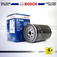 BOSCH OIL FILTER P4064 FITS CHEVROLET CORVETTE CONVERTIBLE (1YY) 5.7 OE QUALITY