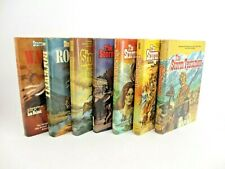 Lot of 8 The Storm Testament Series By Lee Nelson Book 1-8 Hardback