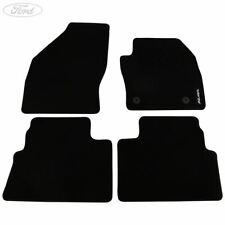 Genuine Ford Kuga Front & Rear Floor Mats Standard Carpet Black 08-2016 1757395