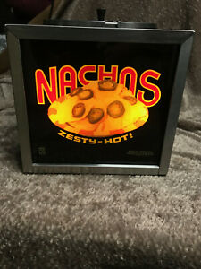 Gold Metal Nacho Cheese Warmer All Stainless Steel, Lights