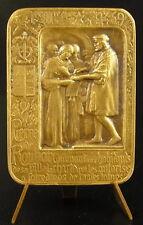 Medaille -kammer Handels- -stein Roubaix die Charta geschäftlicher 1469 Medaille