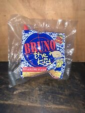 1997 Wendy's Kids Meal Toys  - BRUNO THE KID - Balance Toy in Sealed Package!