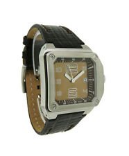 Breil Milano BW0391 Women's Brown Rectangular Analog Date Swiss Made Watch