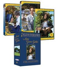 Anne of Green Gables - The Trilogy Collection DVDs Set, All Regions