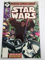Star Wars # 3 Marvel Comics Vintage1977 Comic Book Luke Skywalker Princess Leia