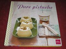 Livre de cuisine GUY DEMARLE - pour moules FLEXIPAN - PURE PISTACHE / TBE