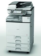Ricoh Aficio MP C3003 Color Copier Print Scan  Ethernet