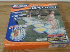 Banzai Aqua Blast Hopscotch Water Splash Pad Sprinkler Summer Toy Birthday Gift