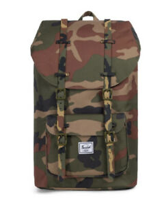 Herschel Supply Co Backpack LIL AMER CAMOFLAGE CAMO 10014-02232-OS