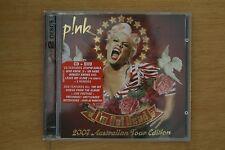 P!NK  – I'm Not Dead (2007 Australian Tour Edition)     (Box C261)