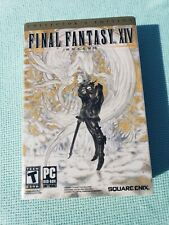 Pc Square Enix Final Fantasy Xiv 14 Online Collector's Edition -No Keychain-