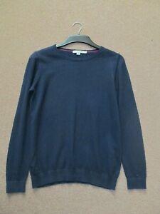 Boden ladies cotton blend jumper top size UK 12.