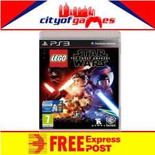 Lego Star Wars The Force Awakens PS3 New & Sealed  Free Express Post