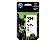 Cartuccia HP 934xl/935xl - confezione da 4 - alta resa - nero, giallo, ciano,
