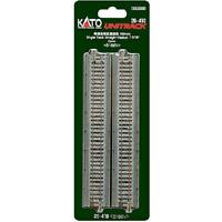 Kato 20-410 Viaduc Voie Simple / Single Track Straight Viaduct 186mm 2pcs - N