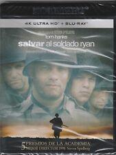 BLU-RAY 4K UHD Salvar al soldado Ryan PRECINTADO