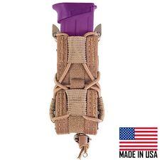 Hsgi High Speed Gear Pistol Magazine Tool Flashlight Taco Molle Pouch Coyote