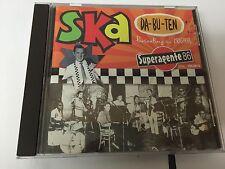 Superagente 86 - Ska Da-Bu-Ten (2003) V RARE 15 TRK CD UP BEAT DISCS