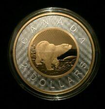 2021 Renewed Silver Coin 25th Anniversary of $2 Pure 2oz .9999 Silver Canada