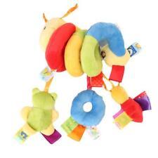 Baby Buds Crib Cot Pram Colorful Hanging Rattles Spiral Stroller Car Seat Toy BM