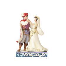 Disney Traditions Jim Shore Snow White & Prince Royal Wedding Couple Figurine