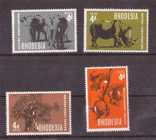 Nature Zimbabwean Stamps