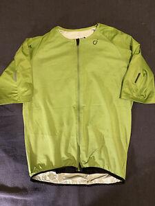 Velocio Radiator Mesh Short Sleeve Cycling Jersey Men Size Large