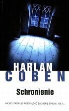 Schronienie, Harlan Coben,  polish book