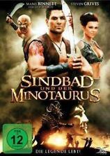 SINDBAD UND DER MINOTAURUS  (DVD) Neu !