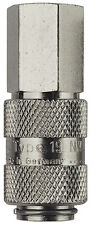 Parker Quick Release coupling KA 19 to 1/4 bsp Female