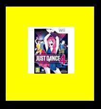 Just Dance 4 Game Wii Nintendo Wii Brand New