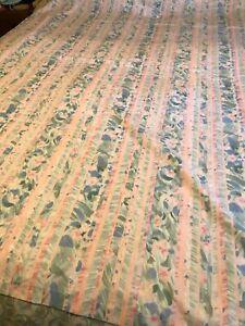 "Croscill Shower Curtain All Cotton 72""x72"""