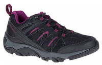 Merrell Outmost Vent Trainers Womens Walking Hiking Lace Up Mesh Shoes J09544