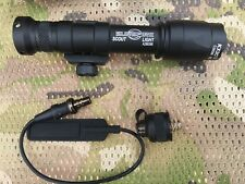 Surefire Tactical Light with Pressure Pad SF M600C Scout Light