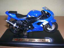Maisto YAMAHA yzr-r1 / YZR R1 Azul azul, 1:18 MOTO