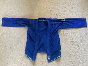 FUJI JuJitsu Gi KIMONO # 83977 Size A3 Blue traditional high quality