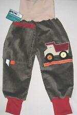 NEU Cord-Hose 86 92 98 104 Lastwagen Cordhose Pumphose Jeans Patchwork Jungen