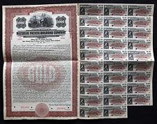 Missouri Pacific Railroad Company $1000 Sinking Fund Note 1924