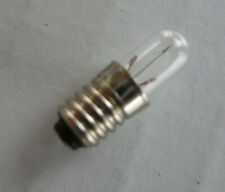 LAMPADINA VERDE IN MINIATURA 4,5 VOLT BULB LAMP AMPOULE 6 PEZZI MANTUA 31081