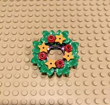 Lego Wreath Holiday Christmas Xmas Advent Calendar Minifigure Accessory Set Lot