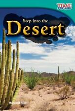 NEW - Step into the Desert (TIME FOR KIDS Nonfiction Readers)