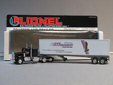 LIONEL TRACTOR & TRAILER MONON 027/0 gauge train toy size semi truck 6-12783