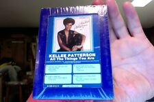 Kellee Patterson- All the Things You Are- new/sealed 8 Track tape