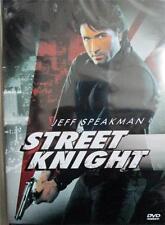 JEFF SPEAKMAN STREET KNIGHT Original DVD movie CHRISTOPHER NEAME ALL REGION