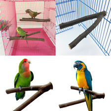15cm Raw Wood Fork Stand Rack Toy Branch Perches For Pet Parrot Bird Cage Supply