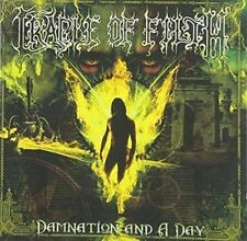 Cradle of Filth-Damnation and a Day CD NUOVO